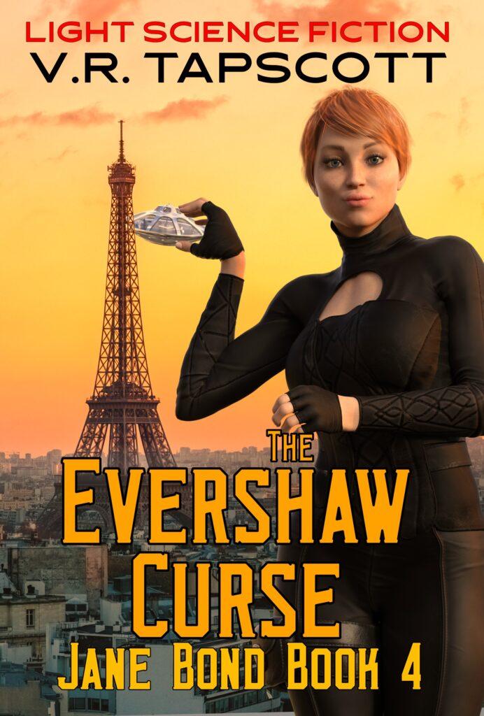 Jane Bond: The Evershaw Curse