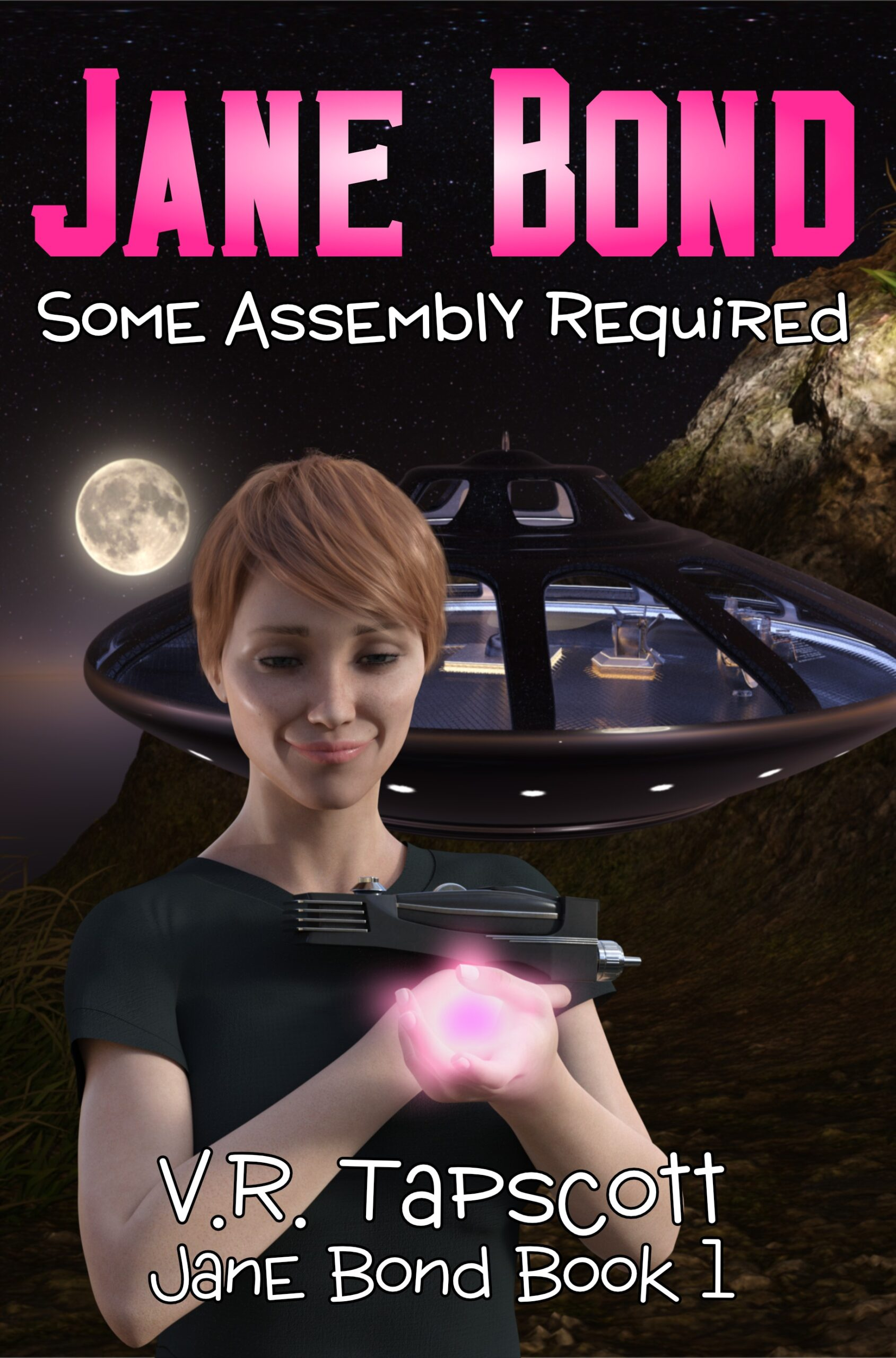 Jane Bond: Some Assembly Required