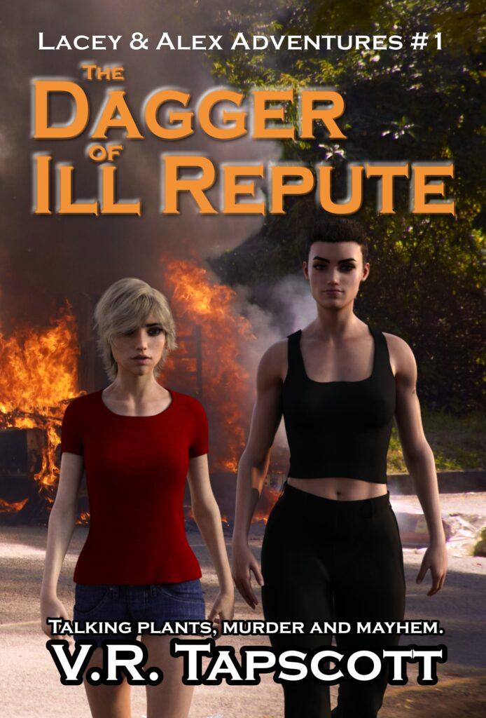 Dagger of Ill Repute